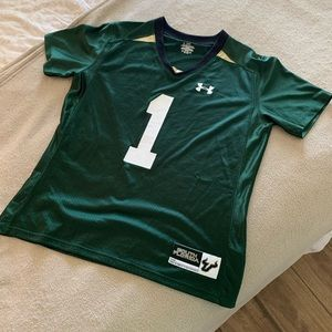 USF jersey under armor